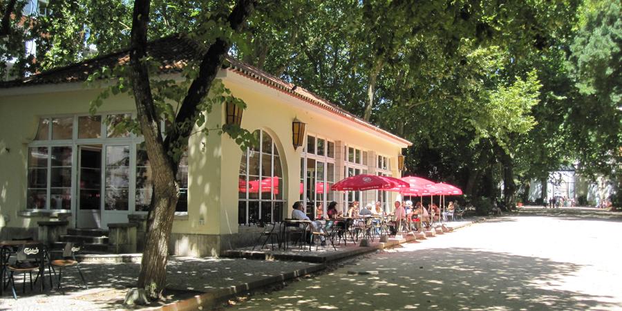 Besök Caldas da Rainha och upplev den vackra parken Parque D. Carlos I