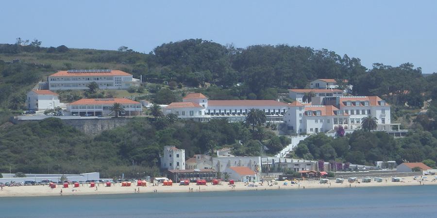 Hotel Inatel Foz do Arelho, beläget utanför om du söker hotell i Caldas da Rainha