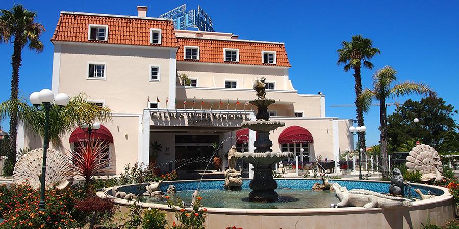 Hotel Caldas Internacional, ett trevligt hotell i Caldas da Rainha