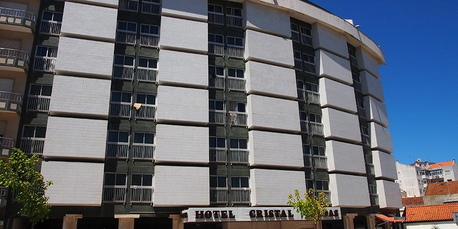 Hotel Cristal Caldas, ett trivsamt hotell i Caldas da Rainha.
