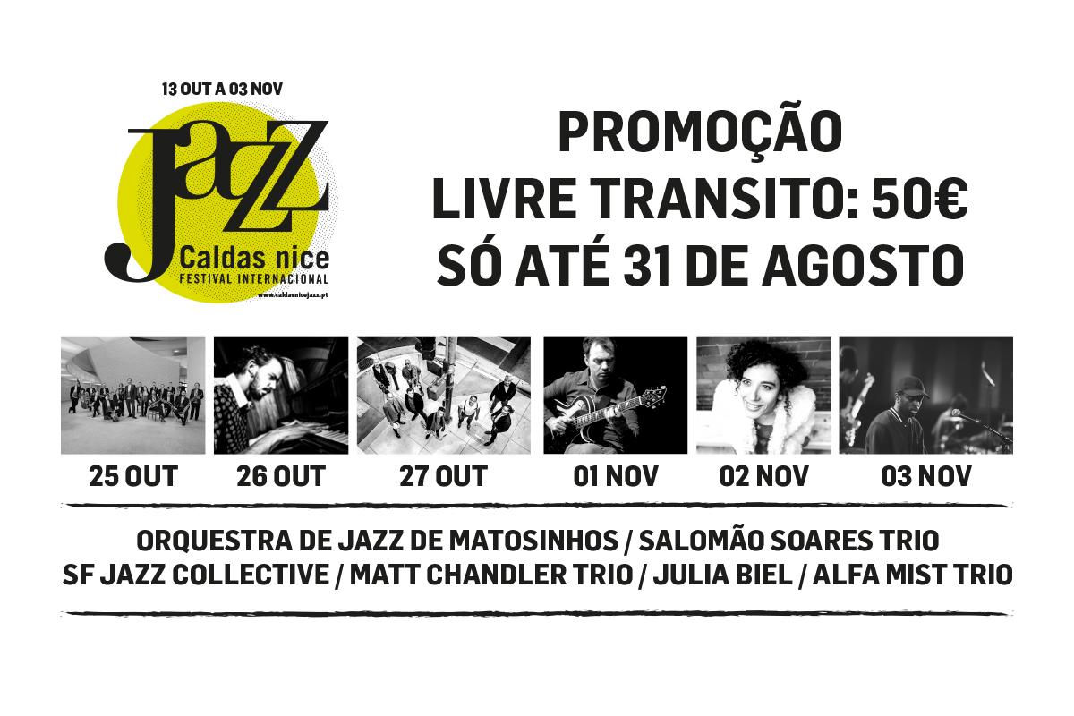 Internacional Festival Caldas Nice Jazz