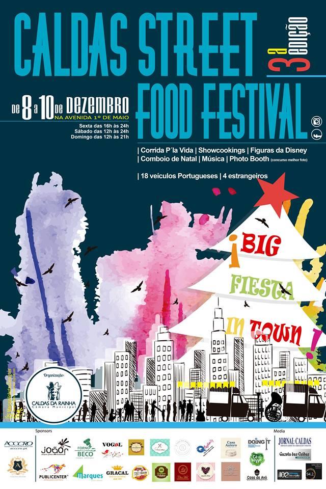 Caldas Street Food Festival 2018