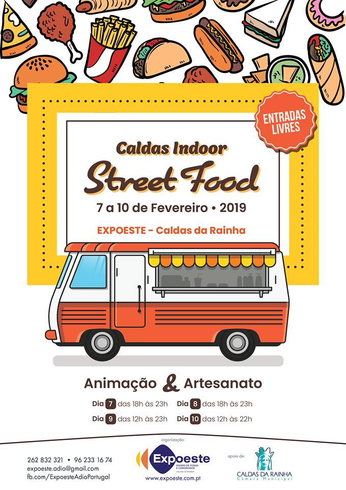 Caldas Indoor Street Food