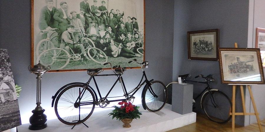 Museu do Ciclismo i Caldas da Rainha