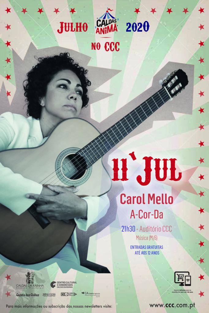 Carol Mello Caldas Anima 2020
